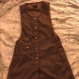 Beautiful Modcloth dress/jumper - perfect for fall